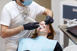 Skanowanie zębów skanerem 3d